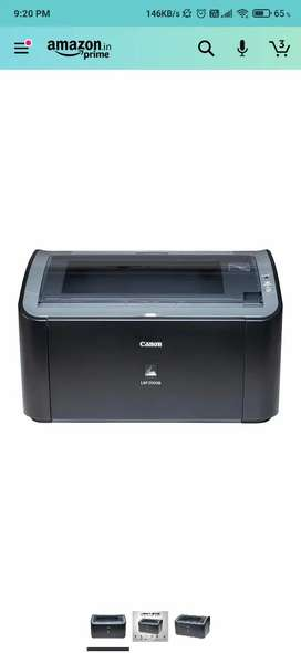 Canon 2900B laser printer