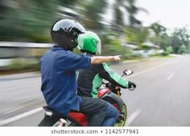 Wanted bike taxi riders in hyderabad