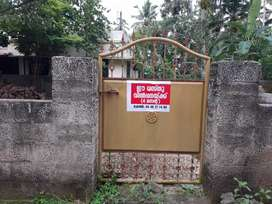 4 cent land at Poonkulam for immediate sale