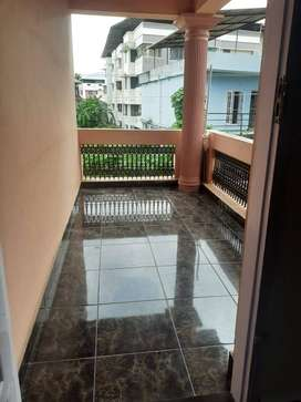 2 BHK 1st floor house for rent in Edappally13500