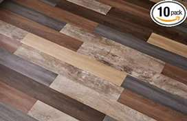 Wooden and Vinyle flooring