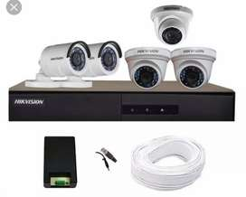 5HD CCTV Camera setup installation