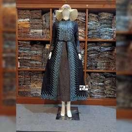 Indohp - ILY Gamis Batik Cardy Menawan Ilhamy 01 / COD