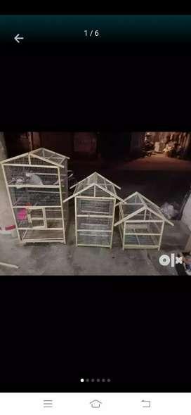 Bird cage hand made