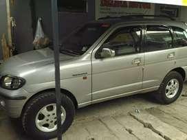 Daihatsu taruna 2002 silver kualitas bagus pajak isi
