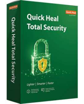Quick Heal Total Security 1PC 3 Year Only 2075/-
