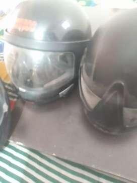 Gents ladies helmet