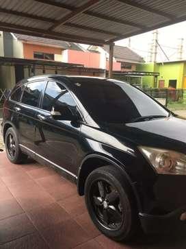 Jual cepat Mobil HRV thn 2007 warna hitam
