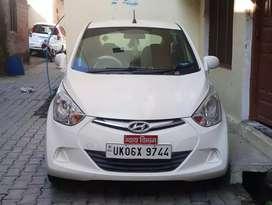 Hyundai Eon Magna+ LPG+PETROL 2012
