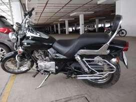 220 cc cruiser(black)