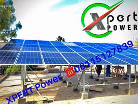 3,5,10,15kW On-grid/off-grid Solar system for home and business