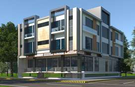 Beautifully Designed Flats on 20% down-Payment (660,000/-) B-17 ,ISB.