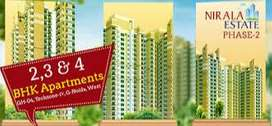A Royal 2BHK Flats available for Sale in Nirala Estate Phase 2