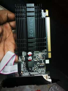 ZOTAC GT710 DDR3 2GB graphics card