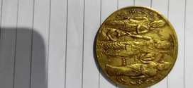 An antique coin from East India Company
