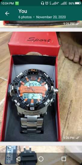 Watchs for sale slimstar . Exponi.  Fitron. Citizen