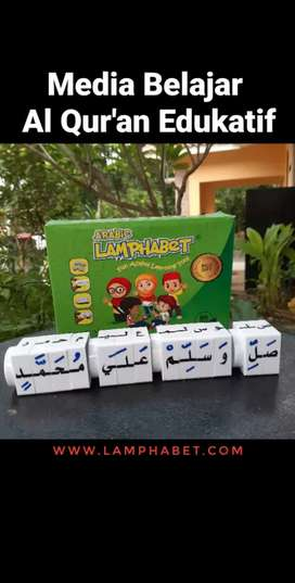 Arabic Lamphabet Fun Active Learning Tool