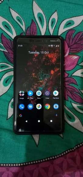 Nokia 6.1( 2018) good condition mobile