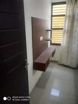 Specious 1Bhk Fully furnished at Airport Road in park facing Society
