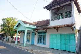 Sewa Rumah Dekat Jalan Raya (Depan RS Griya Husada)