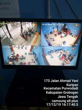 Cctv murah free tv led panasonic 22 inc