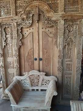 asrofah cuci gudang pintu gebyok gapuro jendela rumah masjid musholla