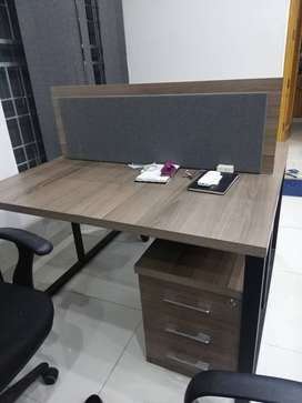 Fine quality office Desks made by Focus interiors (2desks)
