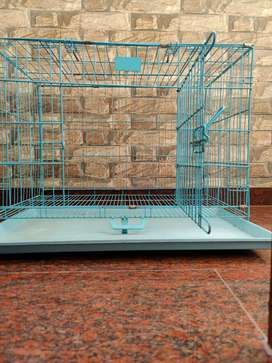 Cat cage in good condition