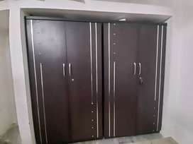 1 bhk 1 ac full furnished with gyser and moduler kitchen