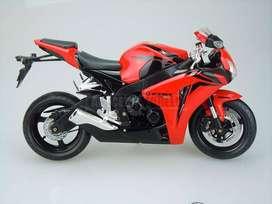 Jual newray 1/6 Honda cbr 1000rr 2008