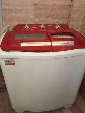 Godrej semi automatic washing machine 7kgcall me