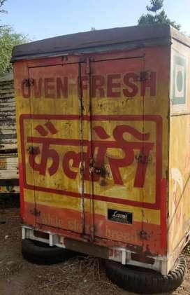Mahindra bolero chota pickup maxxi truck Body