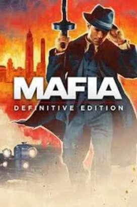 Mafia Definitive edition PC Game