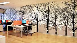 Exotic Customized Wallpaper for your home - 70 per sqft