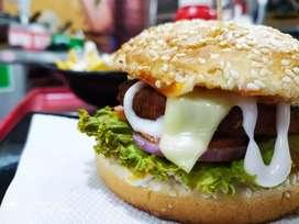 I am Piza chef,burgers ,mocktail shakrs
