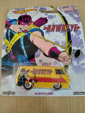 Dogde A100 edisi marvel