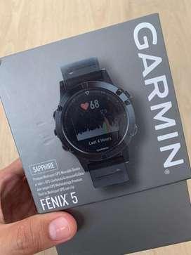 GARMIN FENIX 5 SAPPHIRE