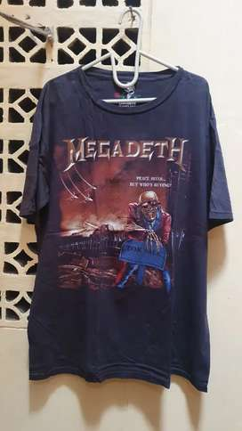 Shirt Megadeath