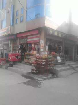 Shop for sell Dabal shuter shop good location stadium road saventh rd