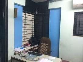 870 sq.ft office available for rent, mithakhali six road, navarangpura