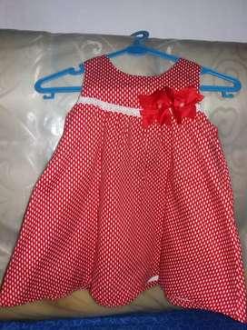 Dress anak merk Estrella