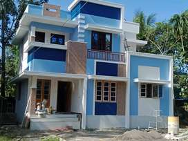 3 bhk 1300 sqft ready to occupy paravur town near vazhikulangara