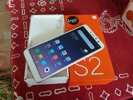 Xiaomi S2 3/32 gold