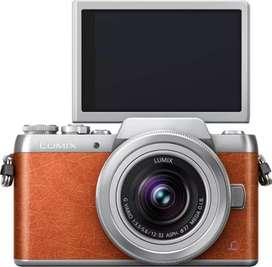 Panasonic LUMIX DMC-GF8 KIT 12-32mm Bisa kredit tanpa CC