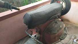 Bajaj chetak in mint condition for sale