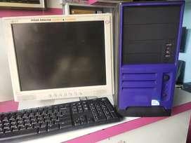 Wipro brand desktop dual core