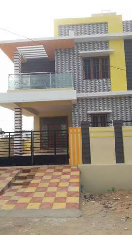 3Bhk luxury Villa ready to occupy@Ananadapuram near G.thalavalasa