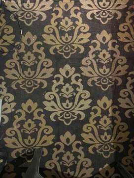 Carpet with print