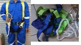 Harness safety gosave single hook