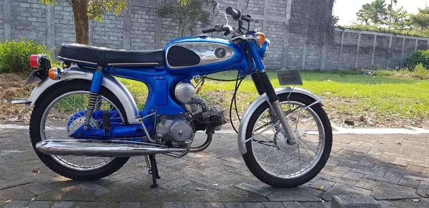 Honda s90 tahun 1969 0